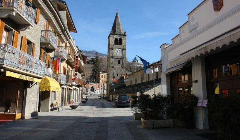 Petit Rhun, Saint Vincent in Valle d'Aosta