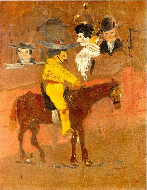 Opere Prime - Pablo Picasso