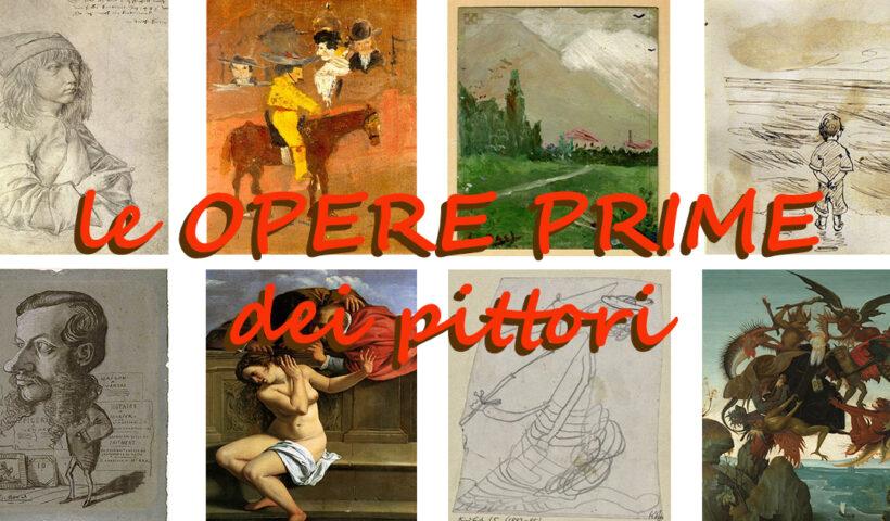 Opere Prime - cover