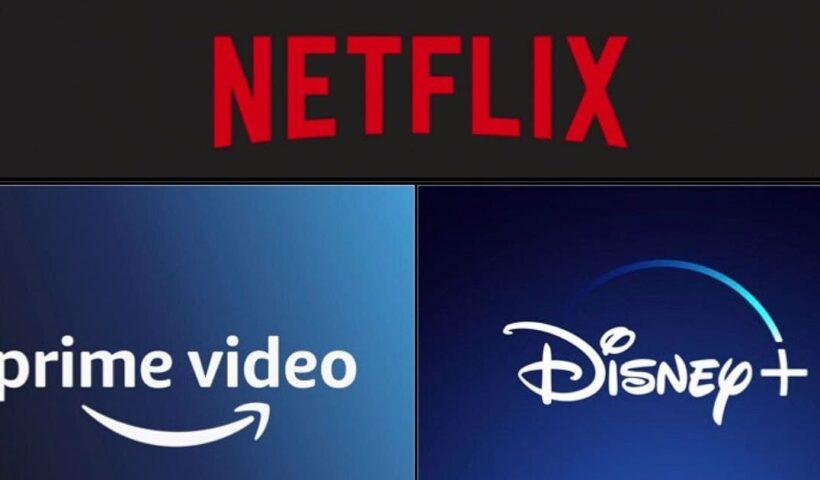 Disney Netflix Amazon